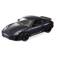 Weccan IS610 Porsche Cayman Black (1:16, Bluetooth) RTL