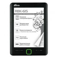 Ritmix RBK-615 6'' (E-ink Carta, 4GB)