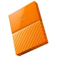 2.5 1Tb Western Digital My Passport WDBYNN0010BYL-WESN Yellow (USB3.0)