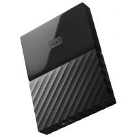 2.5 4Tb Western Digital My Passport WDBYFT0040BBK-WESN Black (USB3.0)