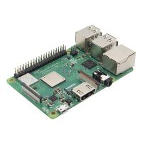 Raspberry PI3 model B+ 1Gb WiFi BT (1.4GHz, 1Gb, HDMI, LAN, WiFi, BT, 4xUSB, microSD, 40xGPIO)