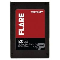 SSD Patriot Flare 120Gb PFL120GS25SSDR 2.5